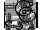 Бирка кабельная маркировочная У-135М круглая 100х0,8мм